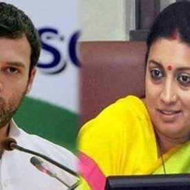 RaGa and Smriti from Wayanad